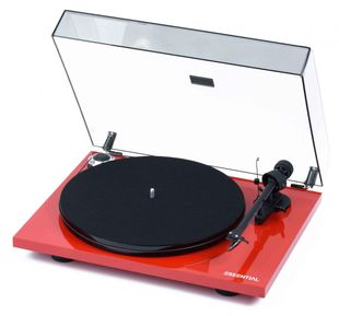 Pro-Ject Essential III Digital levysoitin