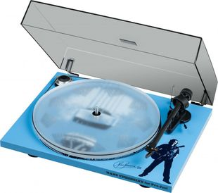 Pro-Ject Hans Theessink Blues Recordplayer levysoitin