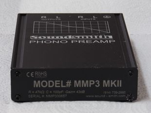 Soundsmith MMP3 Phono Preamp MKII